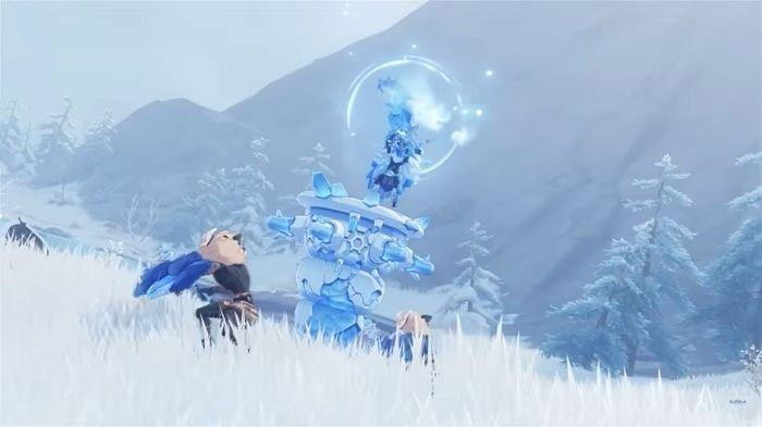 Karakter dan Peta Baru di Genshin Impact pada Update Mendatang TheChalk Prince and the Dragon