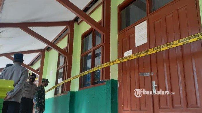 Lolos dari Pengawasan Petugas Keamanan, Komplotan Maling Madiun Bawa Kabur 25 Unit Komputer Sekolah