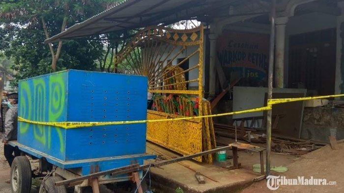 Aksi Nekat Pemilik Bengkel Las di Blitar, Tusuk Pesut Tetangga Pakai Besi Karena Masalah Listrik
