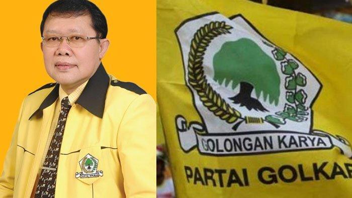 BREAKING NEWS - Anggota DPR RI Sekaligus Senior Partai Golkar Gatot Sudjito Meninggal Dunia