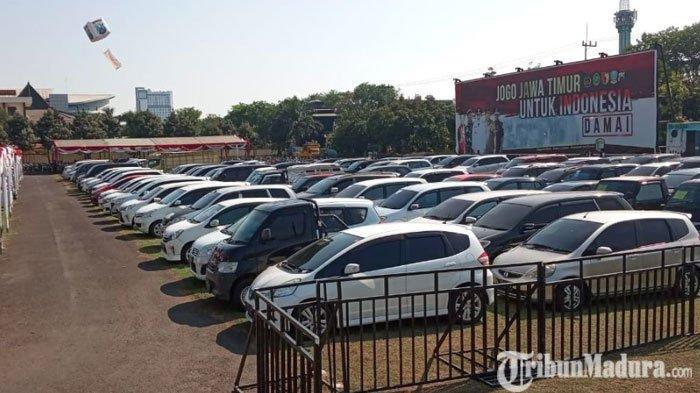 Gebyar Expo Digelar Mulai Hari ini di Polda Jatim, Bisa Cari Kendaraan yang Digondol Maling!