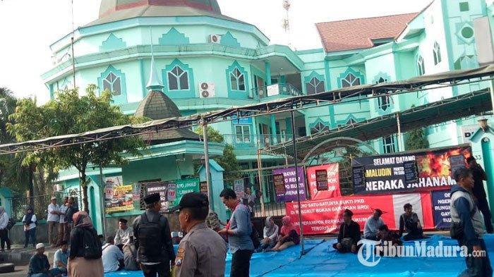 PKB Sowan ke PWNU Jatim, Jelaskan Kronologi Sengketa Gedung Astranawa Surabaya, PWNU Beri Respon