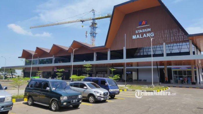 Melihat Wajah Baru Stasiun Malang, Dilengkapi Fasilitas Jembatan Layang hingga Ruang Bermain Anak