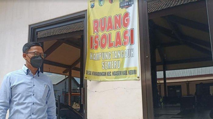 Paguyuban Kepala Desa Kabupaten Kediri Siapkan Gedung Isolasi Mandiri untuk Warga yang Nekat Mudik