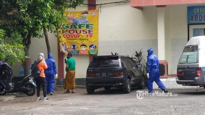Cegah Klaster Keluarga, Pasien Covid-19 Jalani Isolasi di Kantor BKD Lumajang, Ada 5 Orang Diisolasi