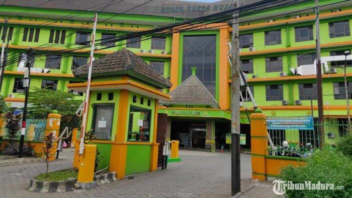 Rumah Sakit Saiful Anwar Malang Tetap Terima Pasien Covid-19 MeskiRuang Isolasi Hampir Penuh