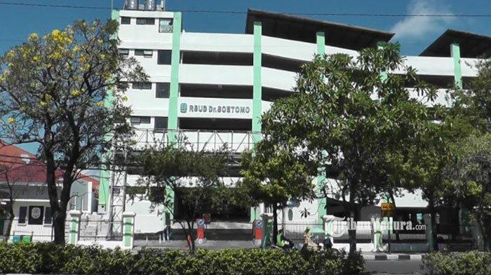 Pasien Covid-19 Menumpuk di RSUD Dr Soetomo Surabaya, Gedung Parkir Disulap Jadi Ruang Rawat Inap