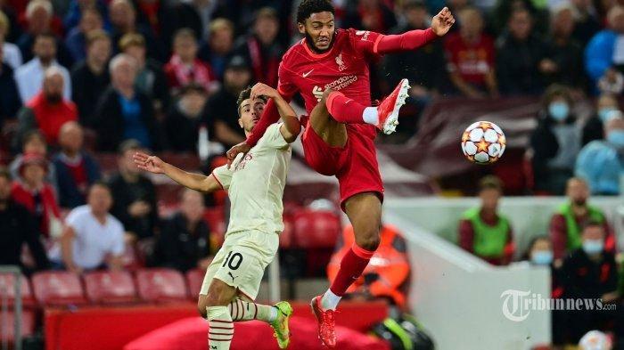 Kena Comeback Liverpool di Liga Champions, AC Milan Beberkan Kesalahan, Brahim Diaz Sampai Marah
