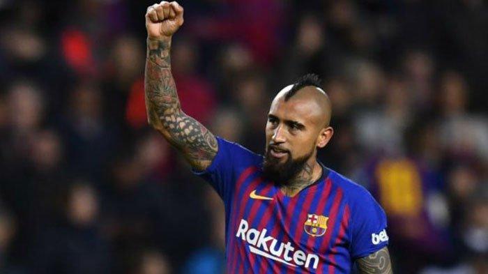Akhir Kebersamaan Arturo Vidal di Barcelona, Dibidik Inter Milan Tapi Tertarik Pulang ke Juventus