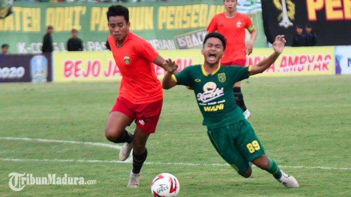 Persebaya Kalah, Pelatih Aji Santoso Ogah Jadikan Kambing Hitam Penalti Makan Konate yang Gagal