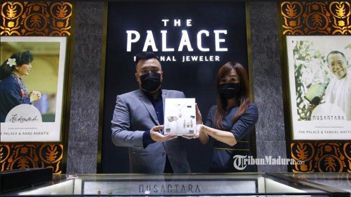 The Palace National Jeweler Buka Cabang di Malang, Hadirkan Koleksi Kekaseh Kolaborasi Anne Avantie