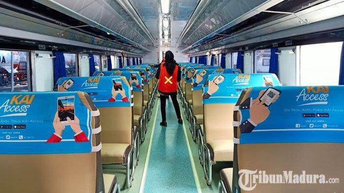 PT KAI Sulap Gerbong KA Gaya Baru Malam Selatan, Jadikan Kereta Ekonomi Rasa Eksekutif