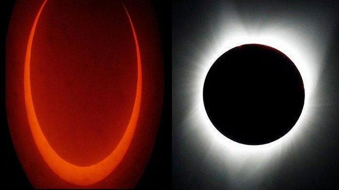 Gerhana Matahari Cincin Terjadi Hari Kamis, Catat Waktu Terbaik Melihat Keindahan Fenomena Alam ini