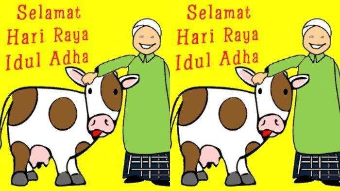 Kumpulan Puisi dan Pantun Ucapan Selamat Idul Adha 2020, Cocok Dibagikan via Facebook, WhatsApp & IG