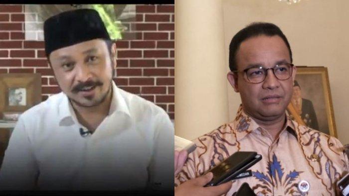 Ramai Tudingan Giring PSI Terhadap Gubernur DKI Anies Baswedan, Wagub Berpesan Ini