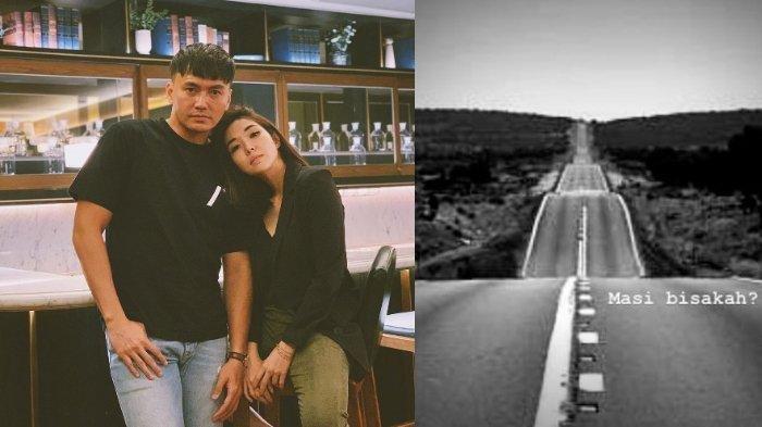 Sinyal Gisel dan Wijin 'Putus' Lewat Update Story Instagram, Jedar: Tetap Semangat dan Ikhlas Yaa