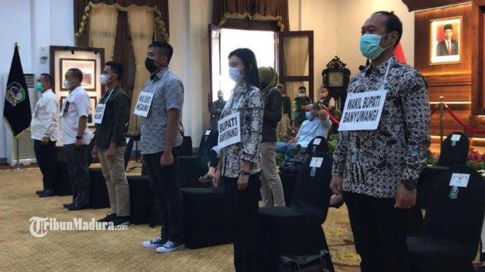 Pelantikan Kepala Daerah Terpilih Hasil Pilkada Serentak 2020 di Jawa Timur Digelar 26 Februari 2021