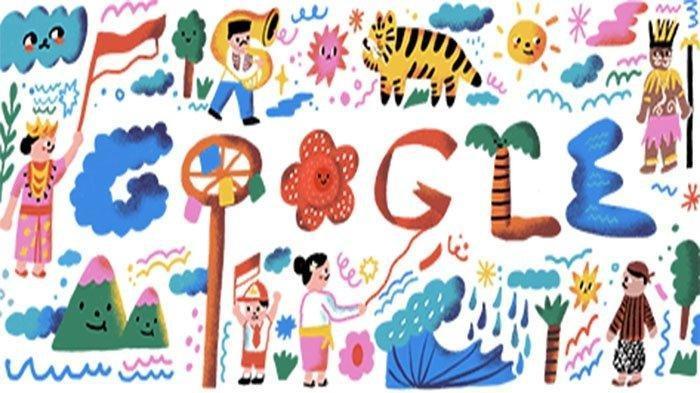 Google Rayakan HUT RI ke-75, Inilah Kumpulan Ucapan Hari Kemerdekaan Penuh Makna dan Inspiratif