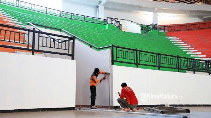 GOR Indoor GBT Surabaya Disiapkan Jadi Lokasi RS Darurat, Bisa Tampung Ratusan Pasien Covid-19