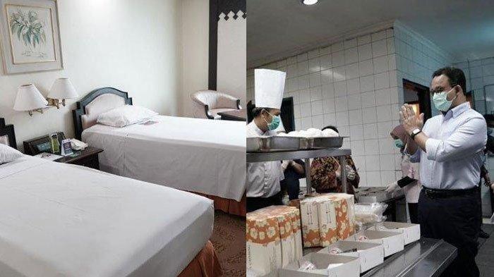 Gubernur DKI Jakarta Anies Baswedan Gratiskan Hotel Untuk Tempat Tinggal Tenaga Medis di Jakarta