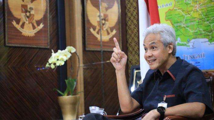 Ganjar Pranowo Ajak Masyarakat Nyanyikan Indonesia Raya pada Peringatan Hari Kebangkitan Nasional