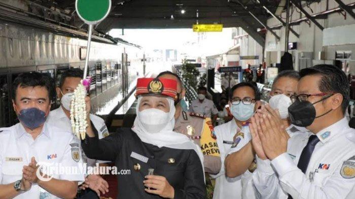Kereta Api Argo Bromo Anggrek Diluncurkan, Rute Surabaya-Jakarta Dapat Ditempuh Hanya 8 Jam 10 Menit
