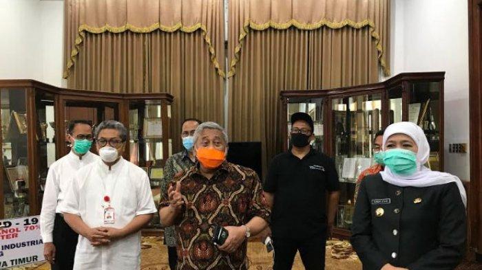 Gandeng 3 Perusahaan, Pemprov Jatim Bantu RSUA Surabaya Sediakan 124 ICU dan HCU untuk Pasien Corona