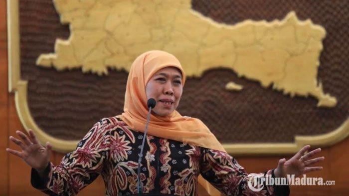 Dinilai Tak Produktif, Gubernur Jawa Timur Khofifah 'Bekukan' Tiga Posisi Jabatan Staf Ahli Gubernur