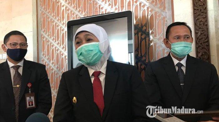 Jatim Masih Belum Punya Rencana PSBB Lagi, Ruang Isolasi Pasien Covid-19 di Jawa Timur Sangat Cukup