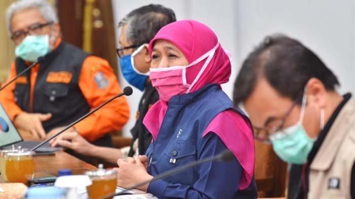 Siapkan Konsep 'New Normal' untuk Pondok Pesantren, Khofifah: Misalnya Hentikan Salaman-Wajib Masker