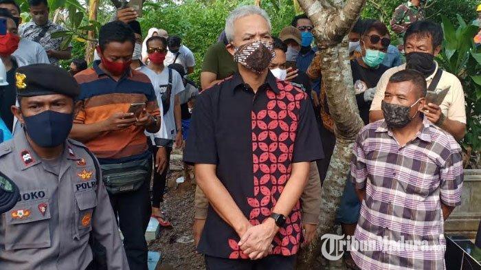 Ganjar Pranowo tentang Didi Kempot: Seniman yang Merakyat dan Suka Membantu