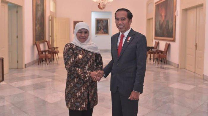 Presiden Jokowi Undang Kepala Daerah Se-Jatim ke Istana Bogor, Bahas Banyak Hal Termasuk Pemilu 2019