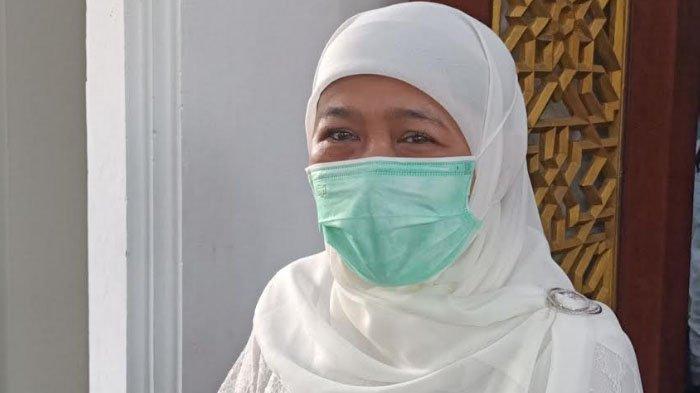 Terapkan Prokes Ketat, Masjid Al Akbar Surabaya Gelar Salat Id, Khofifah: Tak Mengurangi Kekhusyukan