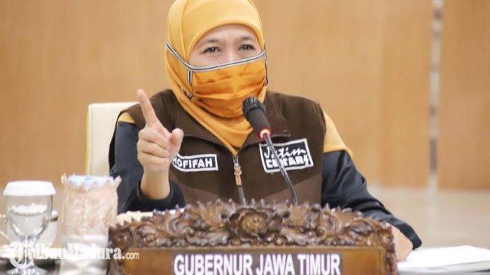 Seluruh Daerah di Jawa Timur Berlakukan Jam Malam saat Malam Tahun Baru, Ini Imbauan Gubernur