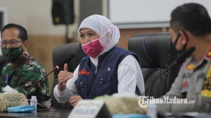 New Normal di Jawa Timur Belum Bisa Dilakukan Dalam Waktu Dekat,Hal Penting Ini Jadi Pertimbangan