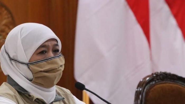 Pembelajaran Tatap Muka di Jawa Timur Dilaksanakan Mulai Awal Juli 2021, ini Kata Gubernur Khofifah