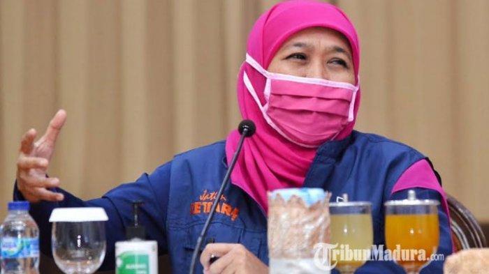 Khofifah: PSBB di Malang Raya Cukup Sekali dan Jalani Masa Transisi New Normal Life Selama 7 Hari