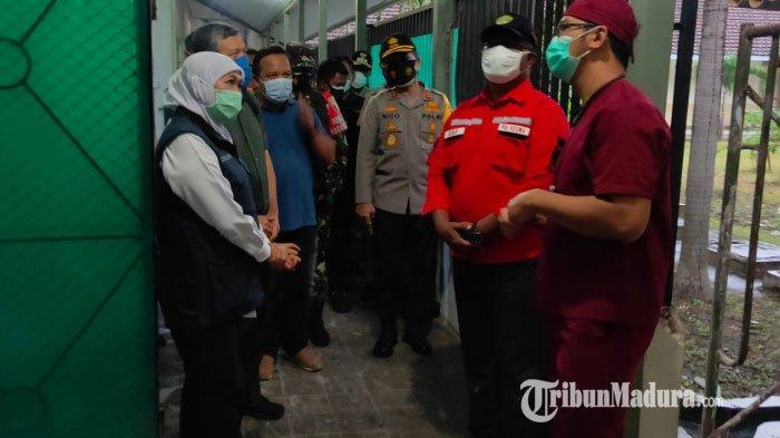 Rumah Sakit Lapangan Covid-19 Kota Malang Ditargetkan Bisa Beroperasi Dalam 10 Hari ke Depan