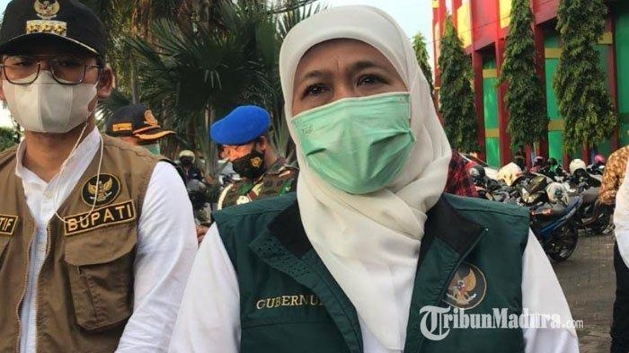 Delapan Warga Jatim Terinfeksi Covid-19 Varian Delta India, Semuanya Masuk Klaster Bangkalan