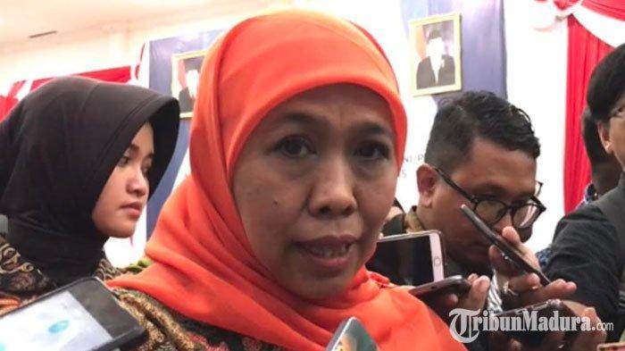 Gubernur Khofifah Saksi Kasus Romahurmuziy di Polda Jatim, Ungkap Dicecar KPK Pertanyaan Soal ini