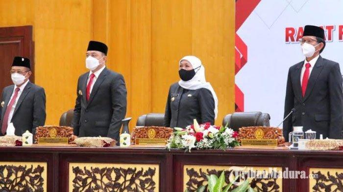 Gubernur Minta Wali Kota Eri Cahyadi Membantu Kabupaten Sampang Tingkatkan IPM Lewat Sister City