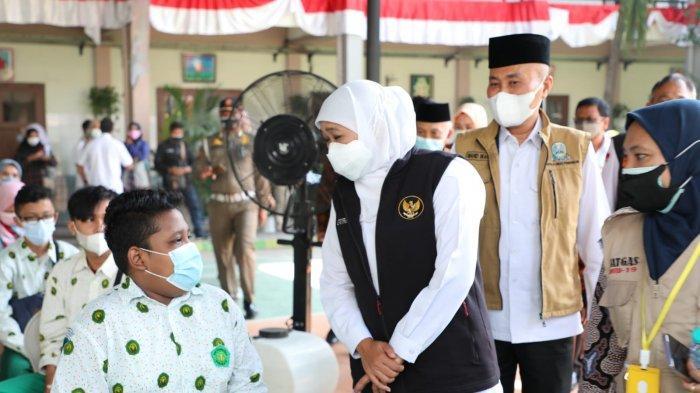 Pembelajaran Tatap Muka Terbatas Bertahap di Jawa Timur Bertambah Jadi 29 Kabupaten dan Kota