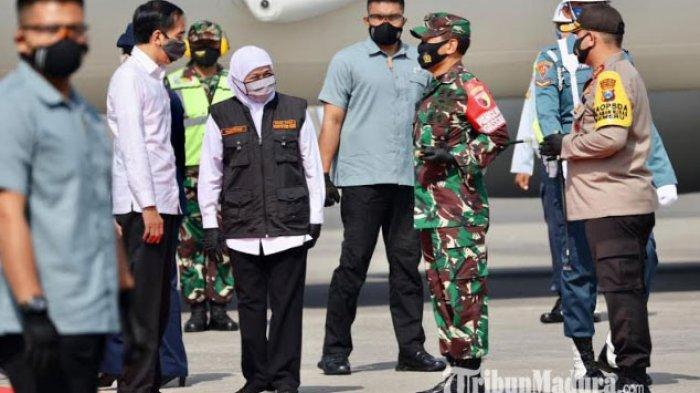 Respon Khofifah atas Deadline Jokowi Turunkan Angka Covid-19 di Jatim: Disiplin Protokol Kesehatan