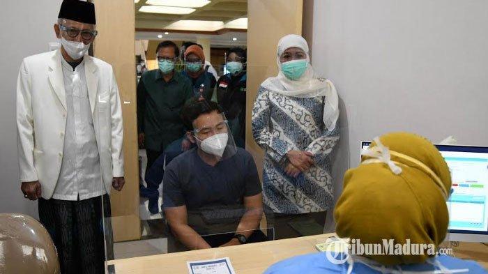 Surabaya Raya Jadi Wilayah Prioritas yang Dapat Vaksin Covid-19, Vaksinasi Dimulai Kamis Pekan Ini