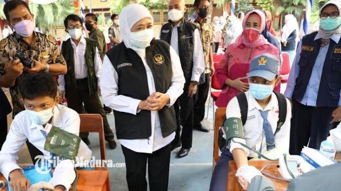 506.000 Dosis Vaksin AstraZaneca Akan Tiba di Jawa Timur, Warga yang Belum Vaksin Akan Kebagian