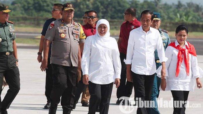 Bertemu Presiden Jokowi, Gubernur Jatim Khofifah Akan Resmikan KEK Malang dan Bahas KEK Madura