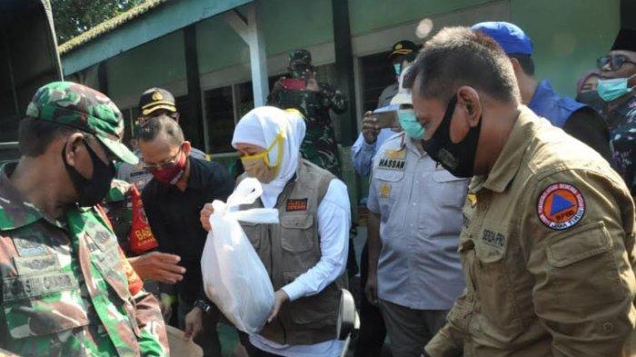 10 Hari Penerapan PSBB Surabaya Raya, Khofifah Ajak Masyarakat Disiplin Patuhi Protokol Kesehatan