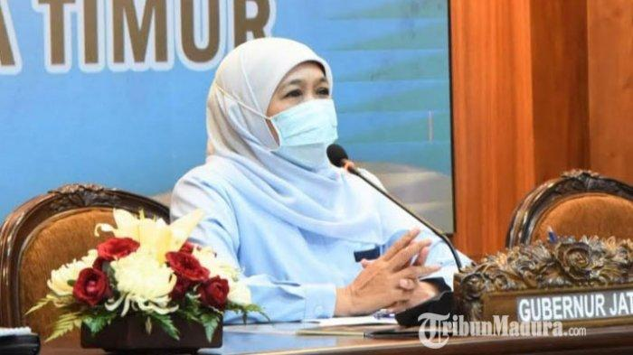 Mudik Lebaran Hari Raya Idul Fitri 2021 Dilarang, Gubernur Khofifah Minta Warga Jawa Timur Patuh