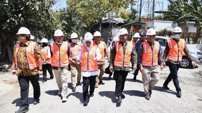 Bangun Sentra Bisnis Sekelas SCBD di Jakarta, Gubernur Khofifah Rancang Surabaya Megapolitan