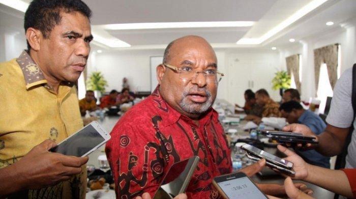 BERITA TERPOPULER HARI INI Profil Gubernur Papua hingga Warning Bupati Sidoarjo Soal Frontage